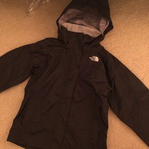 A GIRLS NORTH FACE
